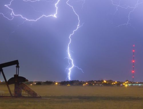 A decade of lightning protection:  Abriox CP RMU tested to 38,000 volts – keeps working perfectly
